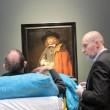 Ultimo desiderio di malata: vedere Rembrandt. Portata al museo in barella FOTO 6
