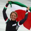 Pattinaggio. Arianna Fontana, oro e bronzo ai mondiali di Mosca