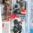 Mario Balotelli e Pia insieme: le foto su Instagram 2