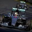 F1 Australia. Hamilton vince, doppietta Mercedes. Ferrari di Vettel terza FOTO 6