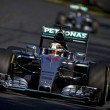 F1 Australia. Hamilton vince, doppietta Mercedes. Ferrari di Vettel terza FOTO 5