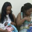 Mamma e figlia: parto stesso giorno, stesso ospedale, a mezzora di distanza 01