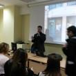 Ex no global Caruso docente a Catanzaro