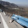 Cina: precipita bus in dirupo: 20 morti, 13 feriti 07