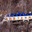 Cina: precipita bus in dirupo: 20 morti, 13 feriti 02