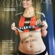 Alejandra Omaña Ruiz nuda per festeggiare squadra del cuore 06