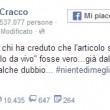 Lercio sbeffeggia Carlo Cracco: il botta e risposta su Facebook 02