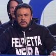 "VIDEO YouTube: Crozza-Salvini canta ""Felpetta Nera"""