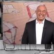 """VIDEO YouTube Maurizio Crozza: """"Poletti, problema dell'Italia sono ragazzi al mare""""5"""
