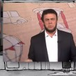 """VIDEO YouTube Maurizio Crozza: """"Poletti, problema dell'Italia sono ragazzi al mare""""7"""