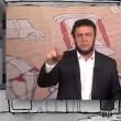 """VIDEO YouTube Maurizio Crozza: """"Poletti, problema dell'Italia sono ragazzi al mare""""8"""