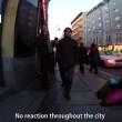 Giornalisti ebrei camminano nelle città europee con la kippah. Insulti e sputi5
