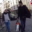 Giornalisti ebrei camminano nelle città europee con la kippah. Insulti e sputi02