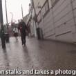 Giornalisti ebrei camminano nelle città europee con la kippah. Insulti e sputi07