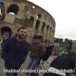 Giornalisti ebrei camminano nelle città europee con la kippah. Insulti e sputi13