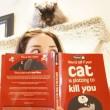 Quando il gatto complotta di ucciderti 20