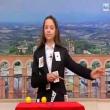 Gaia Elisa Rossi a 13 anni regina dei maghi d'Italia