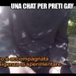 """Le Iene, Venerabilis chat per preti gay: """"Non siamo dei santi..."""" 02"""