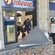 """Lega, Matteo Salvini a Genova. Centri sociali contestano: """"Fascista"""" FOTO 02"""