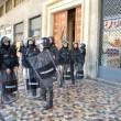 """Lega, Matteo Salvini a Genova. Centri sociali contestano: """"Fascista"""" FOTO 03"""