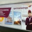 """Germanwings fa togliere pubblicità: """"Preparatevi a essere stupiti"""" FOTO"""