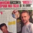Giallo e l'intervista al vicino di casa di Massimo Giuseppe Bossetti