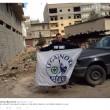 Gianluca Buonanno in missione in Libia: foto con kalashnikov su Twitter 2