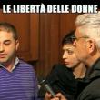 Le Iene, Enrico Lucci: 8 marzo nel locale con lo strip tease maschile FOTO, VIDEO04