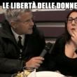 Le Iene, Enrico Lucci: 8 marzo nel locale con lo strip tease maschile FOTO, VIDEO03