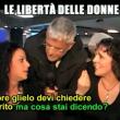 Le Iene, Enrico Lucci: 8 marzo nel locale con lo strip tease maschile FOTO, VIDEO02