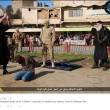 """Isis, nuovo video con bambino che uccide """"spia Mossad05"""