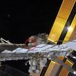 Iss, la camminata nello spazio degli astronauti Terry Virts e Barry Wilmore08