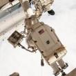 Iss, la camminata nello spazio degli astronauti Terry Virts e Barry Wilmore