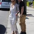 Jennifer Lopez torna con il toy boy Casper Smart: FOTO insieme al ristorante11