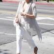 Jennifer Lopez torna con il toy boy Casper Smart: FOTO insieme al ristorante4