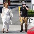 Jennifer Lopez torna con il toy boy Casper Smart: FOTO insieme al ristorante19
