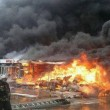Russia, incendio in centro commerciale a Kazan: 4 morti, 15 dispersi tra macerie 2