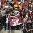Saluto fascista allo stadio non è reato: 4 ultras Verona assolti a Livorno