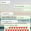 """Mamme che scrivono su Whatsapp"""": su Fb la pagina con le chat divertenti 11"""