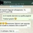 """Mamme che scrivono su Whatsapp"""": su Fb la pagina con le chat divertenti 06"""