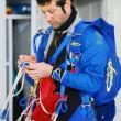 Massimiliano Piraccini, morto col paracadute dove morì Pietro Taricone FOTO2