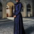 """Miriam Leone """"La Dama Velata"""" e Veronica Castello di 1992 serie Sky"""