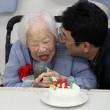 La donna più anziana del mondo, Misao Okawa, compie 117 anni FOTO 2