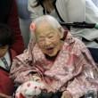 La donna più anziana del mondo, Misao Okawa, compie 117 anni FOTO