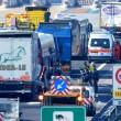 Scontro camion-pullman di studenti sulla A4: 50 persone coinvolte, nessun morto 03