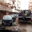 Ostia, 7 auto smontate nell'autorimessa abusiva nelle case del Comune di Roma04