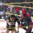 VIDEO YouTube, Wrestling: Pedro Aguayo Ramirez morto sul ring dopo un calcio 04