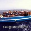 """VIDEO YouTube, Piazzapulita e immigrazione a Lampedusa: """"Uomini o no"""" FOTO 3"""