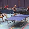 ping pong, pallina scompare: giocatori pensano che sia andata persa e invece