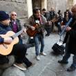 Pino Daniele, flash mob a Napoli per i suoi 60 anni03